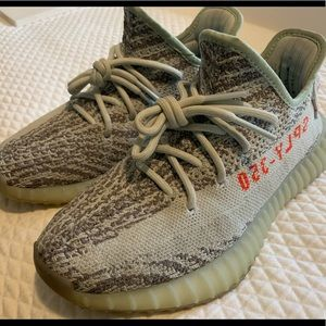 Authentic Yeezy Blue Tint